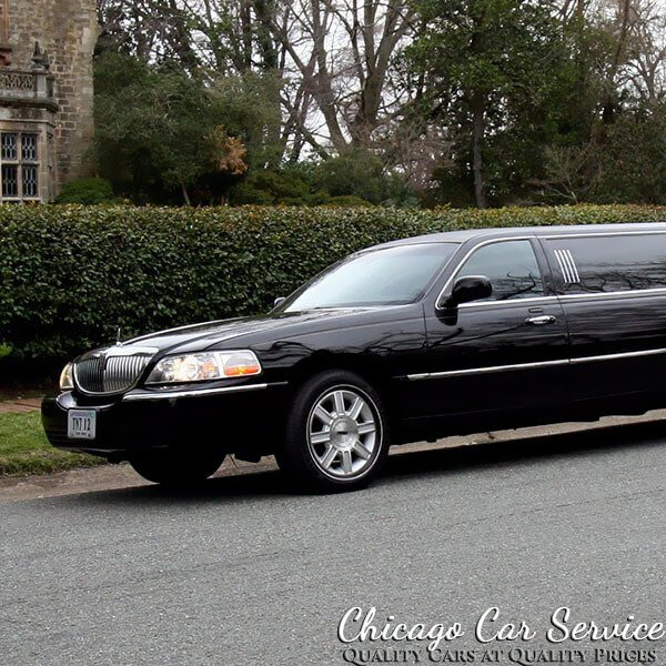 Stretch Limousines & SUV Limos In Our Chicago Fleet